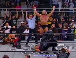 WCW Souled Out 1998 Fin