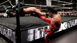 NXT_Sami vs Nakamura