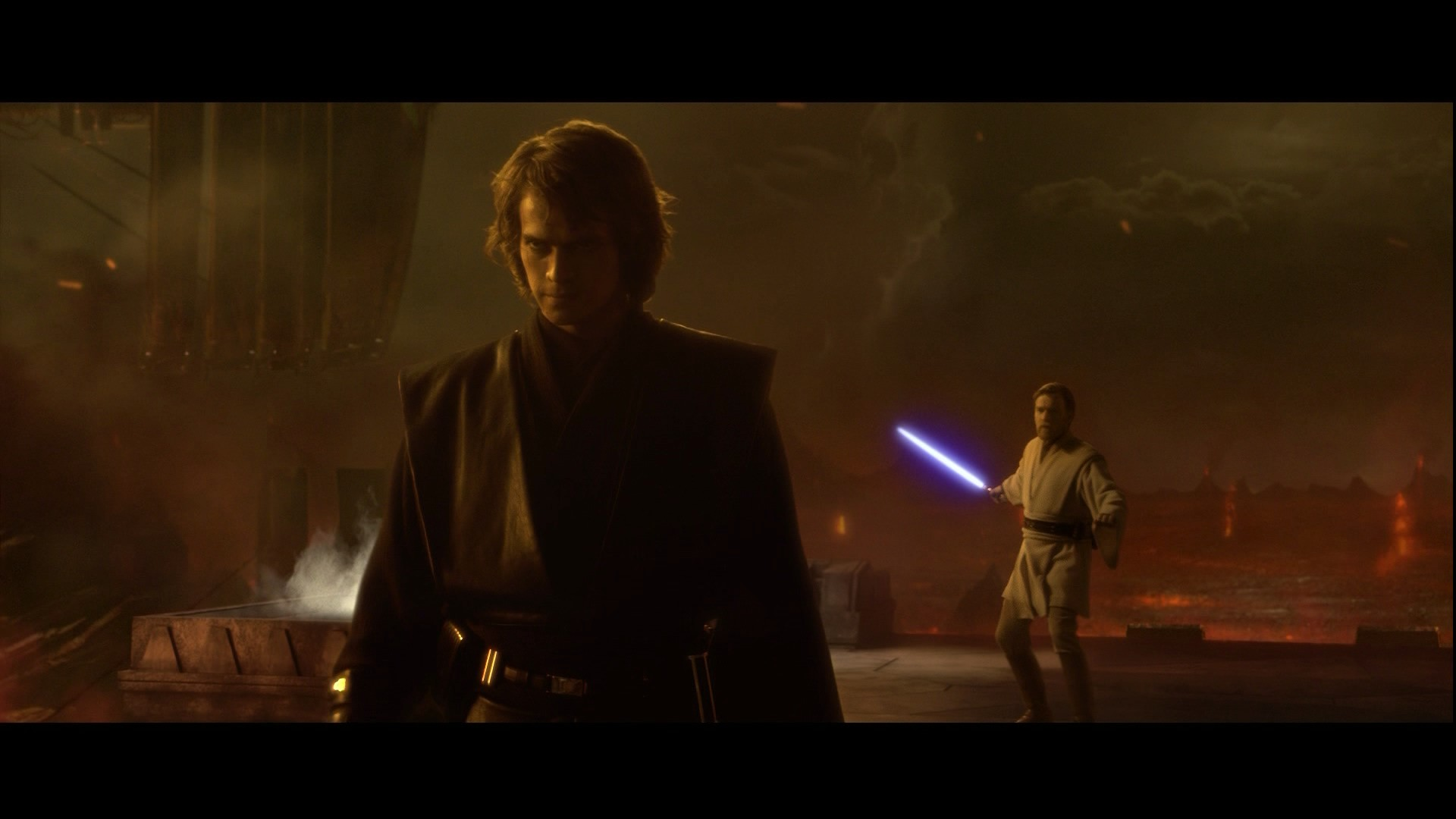 Movie Review Star Wars Episode Iii Revenge Of The Sith Stroke Of Genius